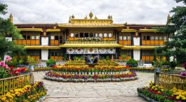 Destination Lhasa Tibet