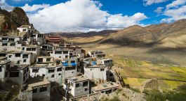 Destination New Tingri Tibet