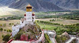 Reiseziel Tsetang Tibet