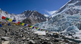 Destination Mount Everest Tibet