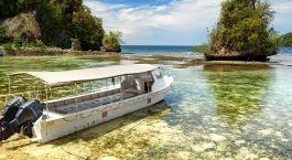 Destination Togian Islands Indonesia