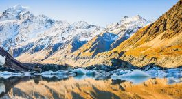 Destination Mt Cook New Zealand