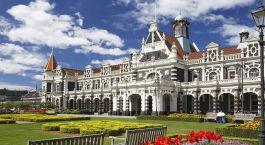 Reiseziel Dunedin Neuseeland