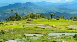 Reiseziel Kapala Pitu Village Indonesien