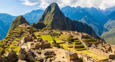 Example private tour: Peru: Mountains, Inca Trail and Lakeside Leisure