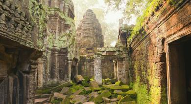 Empfohlene Individualreise, Rundreise: Kulturschätze Südostasiens – Laos und Kambodscha Rundreise