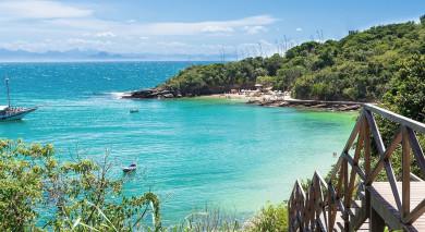 Empfohlene Individualreise, Rundreise: Brasilien – Iguazu, Traumstrände und Amazonas-Abenteuer