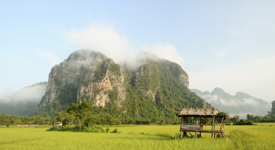 Empfohlene Individualreise, Rundreise: Verlieren Sie sich in der Schönheit von Laos