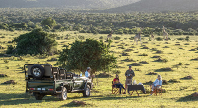 Example private tour: South Africa and Lesotho: Landscapes and Wildlife