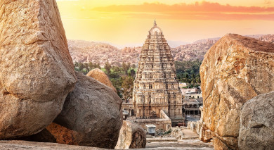 Empfohlene Individualreise, Rundreise: Südindien: Karnataka und Goa