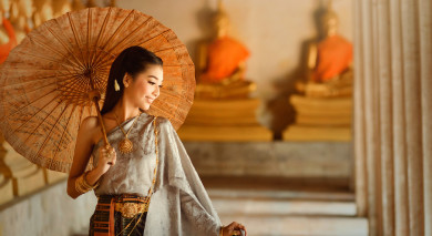 Empfohlene Individualreise, Rundreise: Thailand ganz klassisch