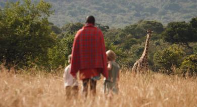 Empfohlene Individualreise, Rundreise: Kenia luxuriös: Wander-Safari, Strand & traumhafte Lodges