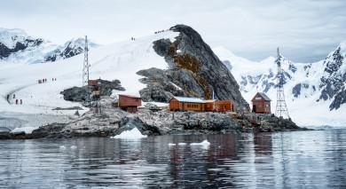 Empfohlene Individualreise, Rundreise: Antarktis – Expedition zum südlichen Polarkreis