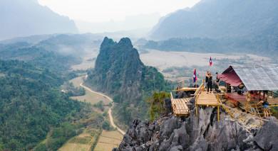 Empfohlene Individualreise, Rundreise: Höhepunkte von Laos, Vietnam und Kambodscha