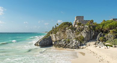 Example private tour: Yucatan In-Depth: Ancient Ruins and Beach