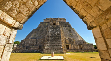 Example private tour: Yucatan Discovered: Ruins & Nature