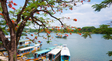 Example private tour: Vietnam's Heritage Cities and Beach