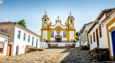 Example private tour: Colonial Brazil and Fernando de Noronha