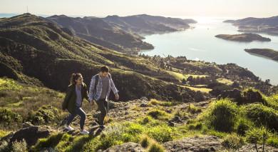 Empfohlene Individualreise, Rundreise: Neuseeland: Kunst, Wein und Strand
