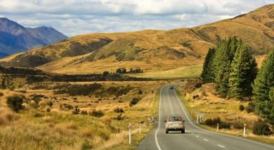 Empfohlene Individualreise, Rundreise: Neuseeland über Land: Von der Süd- zur Nordinsel