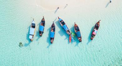 Empfohlene Individualreise, Rundreise: Landschaften, Luxus & Wellness in Asien