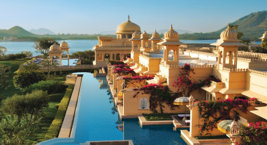 Example private tour: Oberoi Exclusive: Tiger Safari and Rajasthan