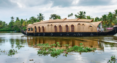 Example private tour: Backwaters of Kerala