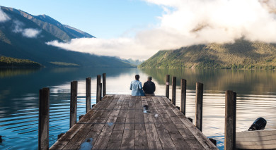 Example private tour: Road Trip: Natural Wonders of New Zealand
