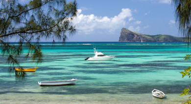 Example private tour: South African Safari and Mauritius