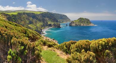 Example private tour: Portugal: Azores Island Exploration