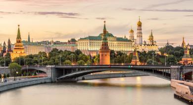 Empfohlene Individualreise, Rundreise: St. Petersburg und Moskau entdecken