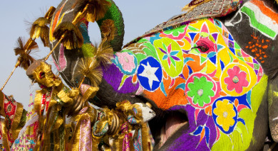 Empfohlene Individualreise, Rundreise: Indien: Goldenes Dreieck & Varanasi