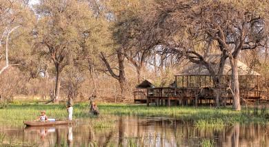 Empfohlene Individualreise, Rundreise: Botswana Safarireise – vom Okavango Delta in die Kalahari-Wüste