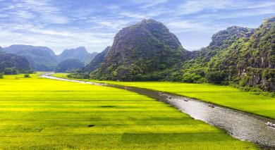 Empfohlene Individualreise, Rundreise: Vietnam: Legendäre Landschaften