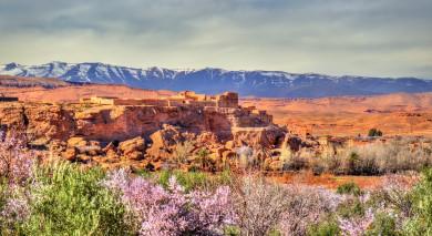 Empfohlene Individualreise, Rundreise: Marokko Luxusreise: Berge & Wüste