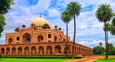 Example private tour: Jewels of North India