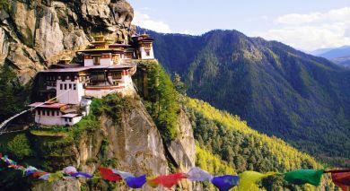 Example private tour: Best of Bhutan: Australia Special