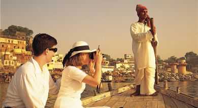 Example private tour: Colors of Rajasthan and Spiritual Varanasi