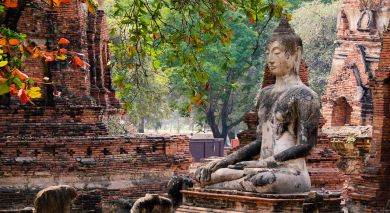 Example private tour: Thailand: Northern Gems and Beach Break