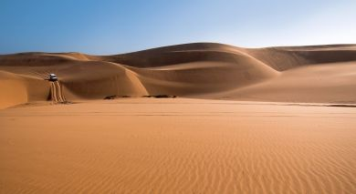 Empfohlene Individualreise, Rundreise: Namibia Rundreise: Höhepunkte des Nordens