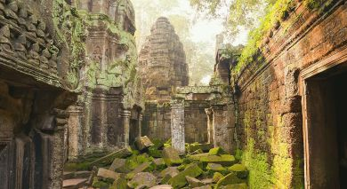 Example private tour: Ancient Wonders of Cambodia and Laos
