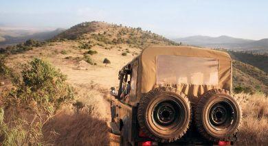 Empfohlene Individualreise, Rundreise: Kenia Hautnah: Safari Höhepunkte