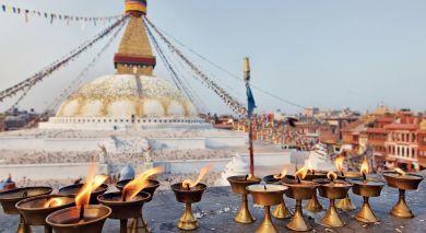 Empfohlene Individualreise, Rundreise: Nepal & Indien: Beeindruckender Himalaja & kulturelle Vielfalt