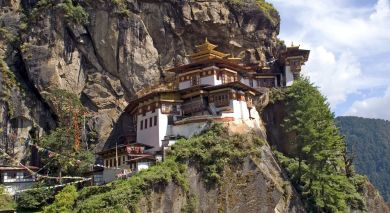 Example private tour: The Best of Bhutan