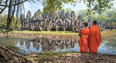 Example private tour: The Alluring Charms of Indochina