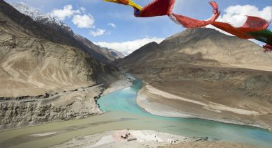 Example private tour: Golden Triangle and Ladakh