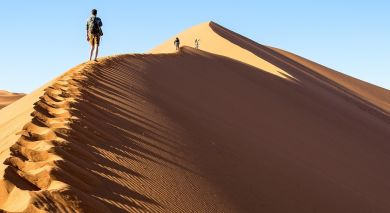 Example private tour: Classic Namibia Luxury Itinerary – 44623