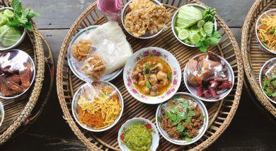 Empfohlene Individualreise, Rundreise: Thailand Gourmetreise: Märkte, Garküchen und Haute Cuisine
