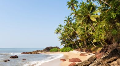 Empfohlene Individualreise, Rundreise: Indien: Goldenes Dreieck & Goa
