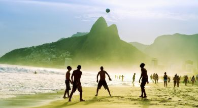 Example private tour: Simply Brazil: Highlights & Beach